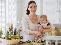 Что нельзя есть кормящей маме