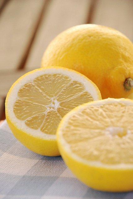 Интересное использование лимонов дома