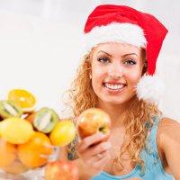Продукты, которые помогут сжечь жир на праздниках