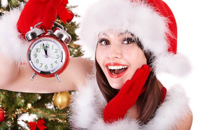 Как не стоит худеть к Новому году?