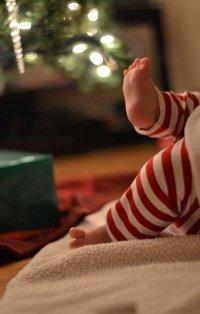 Новый год с маленьким ребенком: от 6 месяцев и старше