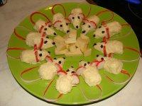 Сырная закуска «Мышки»