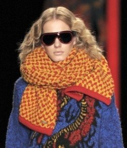 Модные аксессуары этой зимы