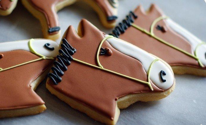 Печенье «Лошадь»