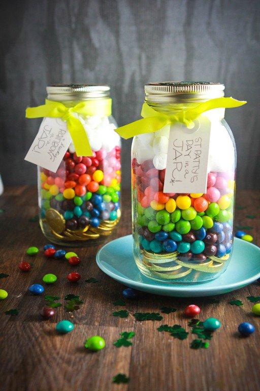 Идея сладкого подарка на Новый год