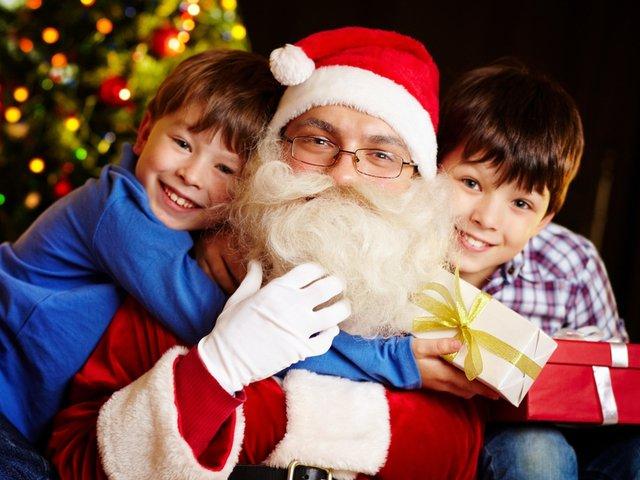 Советы папам, которые впервые примерят костюм Деда Мороза