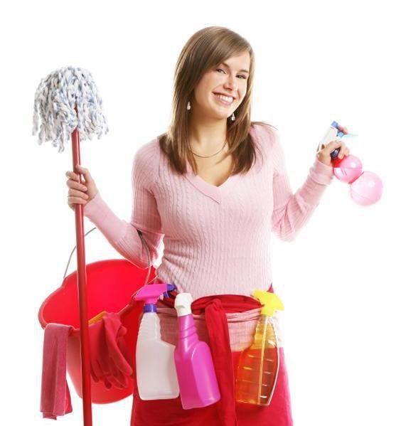 Генеральная уборка дома перед Новым годом