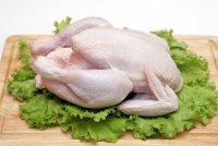 Как удалить кости из курицы