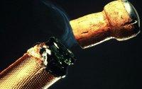 Как открыть шампанское без брызг