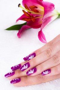 Как расписывать ногти самостоятельно