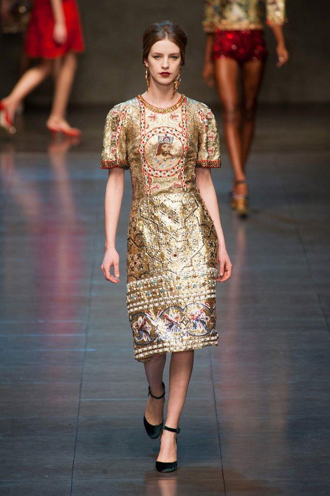 В чем встречать год Лошади? Лучшие новогодние платья 2014!