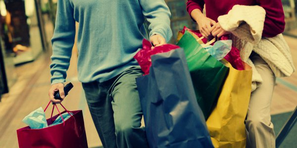 Шопинг с мужчиной, или как приучить его делать покупки вместе