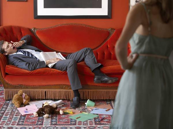 Как смириться с недостатками мужа: лицемерие или приветливость?