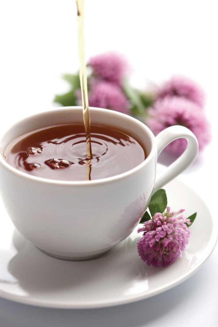 Чай с имбирем и лимонником от простуды