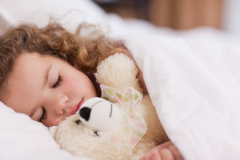 Ребенок не спит днем