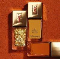 «Пряная» коллекция лаков Yves Saint Laurent