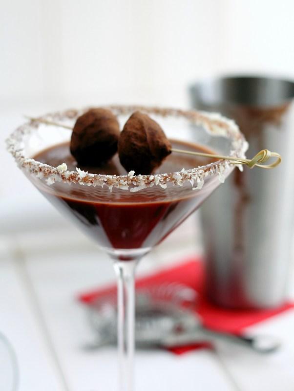 Шоколадный мартини