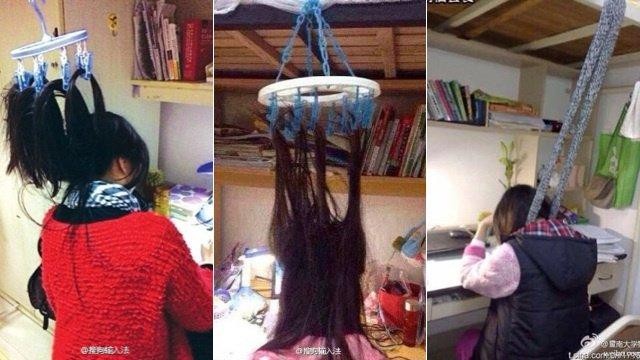 Китайцы и их странные способы учиться