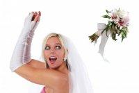 Поймала букет невесты: что делать дальше?