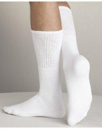 Как сохранить белые носки белыми
