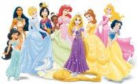 Стройные героини мультфильмов Disney могут пополнеть