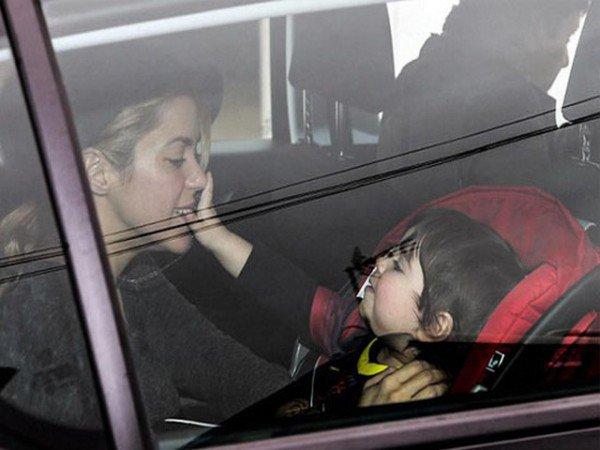 Шакира посвятила свой день рождения ребенку