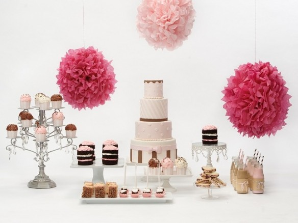 Свадьба в шоколадно-розовом цвете: детали оформления