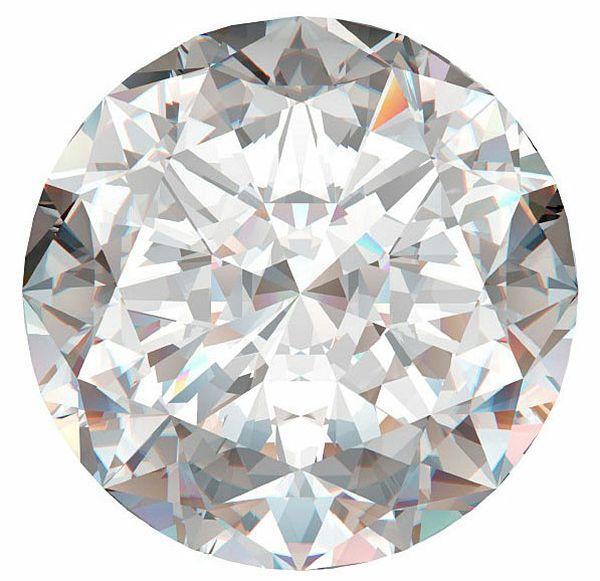Формы огранки бриллиантов: круглая