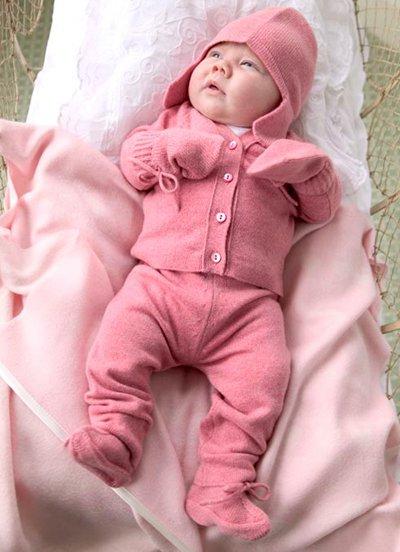 Как одевать новорожденного зимой