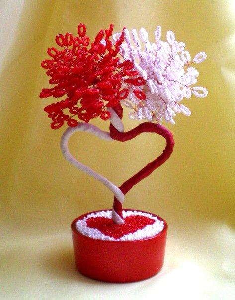 Идея хенд-мейда на День святого Валентина