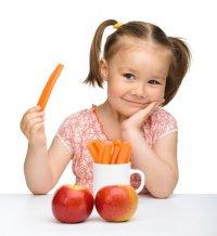 Режим питания ребенка от 3 до 7 лет