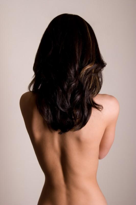 Красивая спина — результат работы над собой
