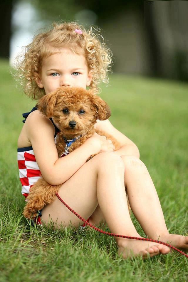 Если ребенок хочет собаку