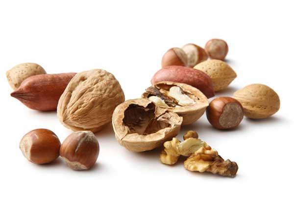 Какие орехи куда добавлять