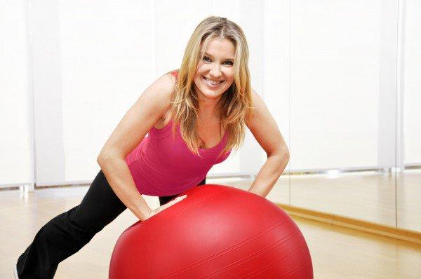 Упражнение для приведения в тонус мышц ног, рук и корпуса