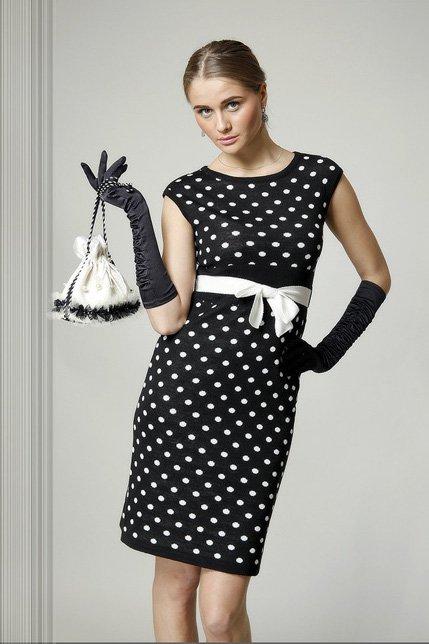 Тренд лета 2014: платья в горошек