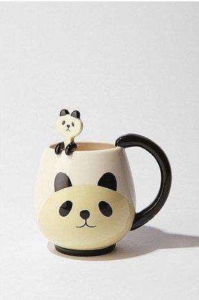 Милая кружка для любителей панд