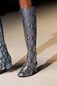 Сапоги Gucci из коллекции осень-зима 2014-2015
