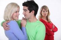 Когда муж дружит с женщиной