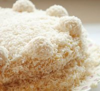 Быстрый торт «Рафаэлло»