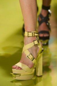 Весенне-летняя модная обувь 2014