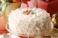 Торт «Рафаэлло» с творогом
