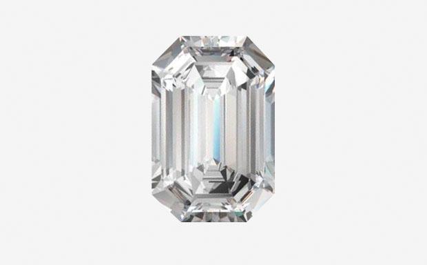 Формы огранки бриллиантов: «Изумруд»
