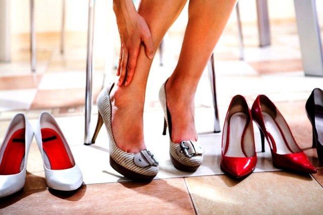 Беременность и каблуки
