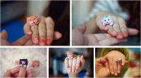 Маленькие пушистые аксессуары для любительниц кошек