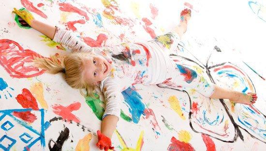 Как развить творческие способности у ребенка