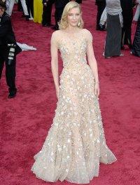 «Оскар» 2014: лучшие наряды ковровой дорожки (Кейт Бланшетт)