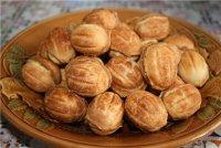 Орешки со сгущенкой: вкус детства