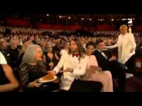 Эллен Дедженерес накормила гостей церемонии «Оскар» пиццей
