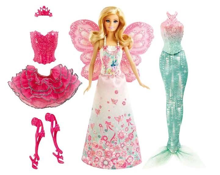 День рождения Barbie® - 55 лет успеха!